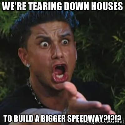 meme speedway pauly